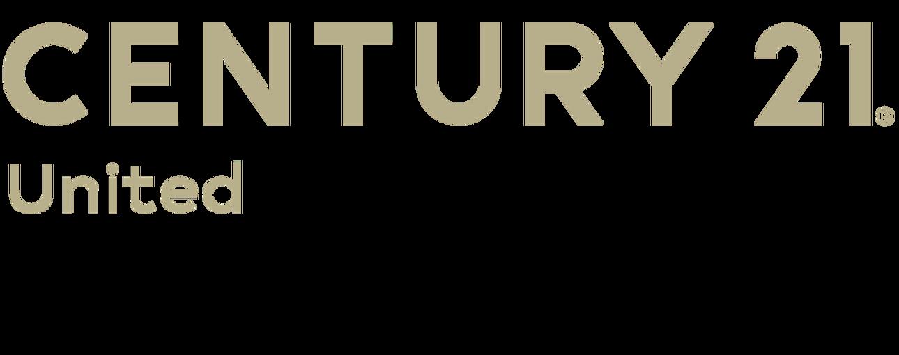 Tracy Thomas of CENTURY 21 United logo