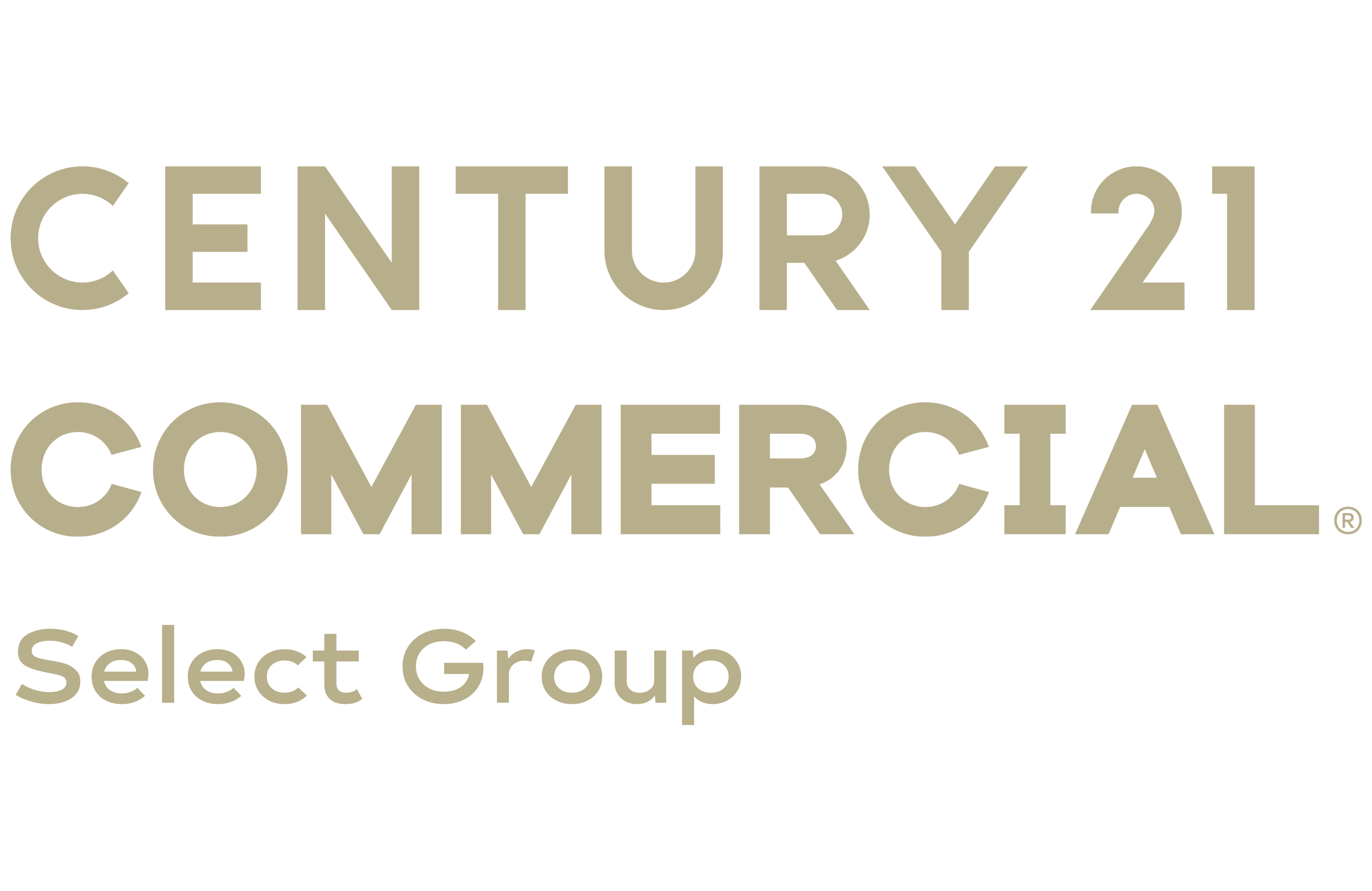 Brian McCardle of CENTURY 21 Select Group logo