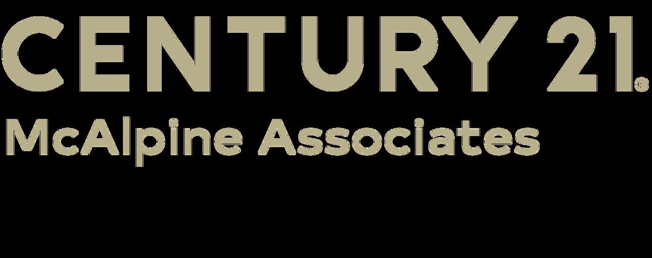 Kevin L. McDowell of CENTURY 21 McAlpine Associates logo