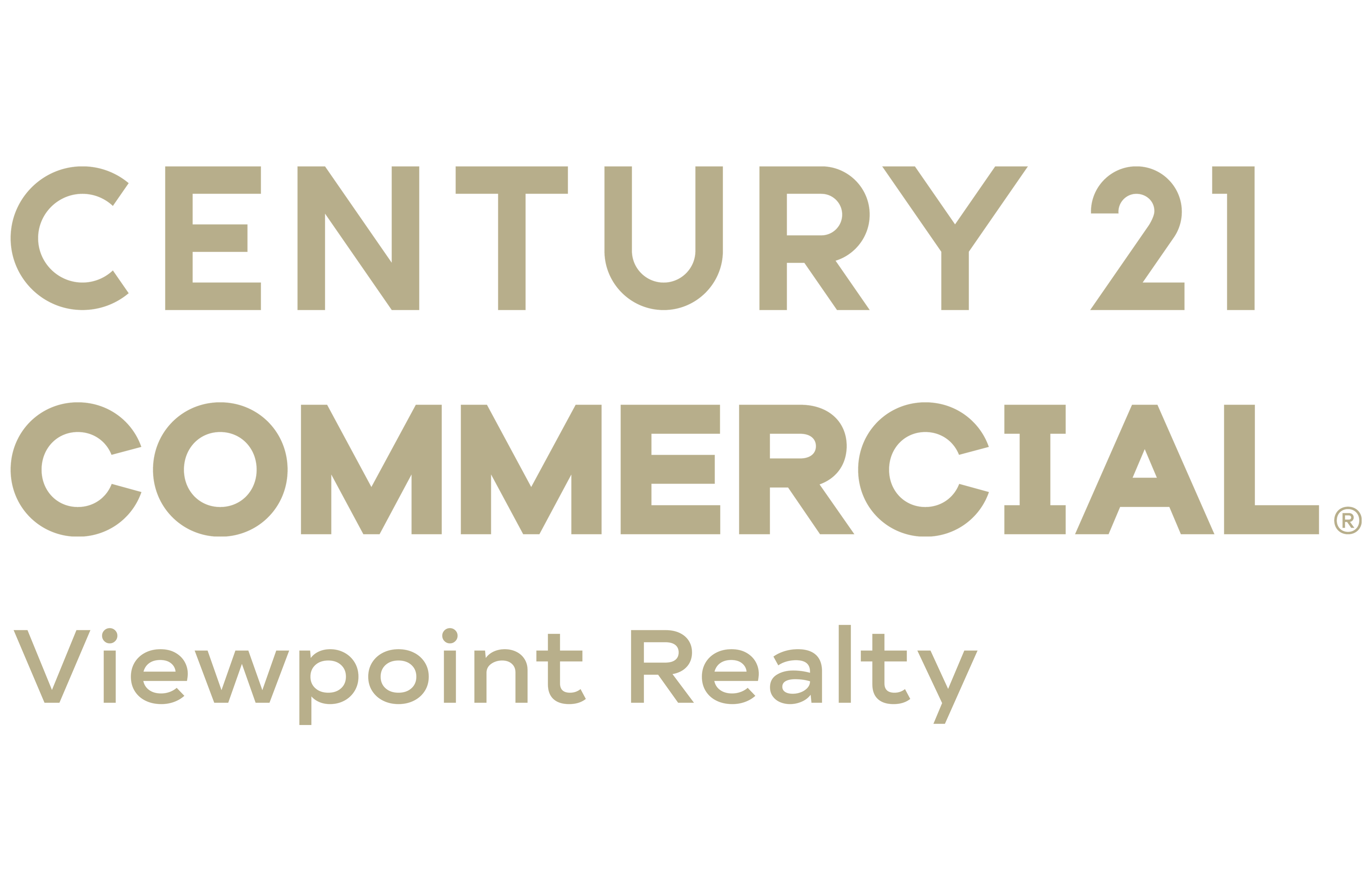 George Vinc of CENTURY 21 Viewpoint Realty logo