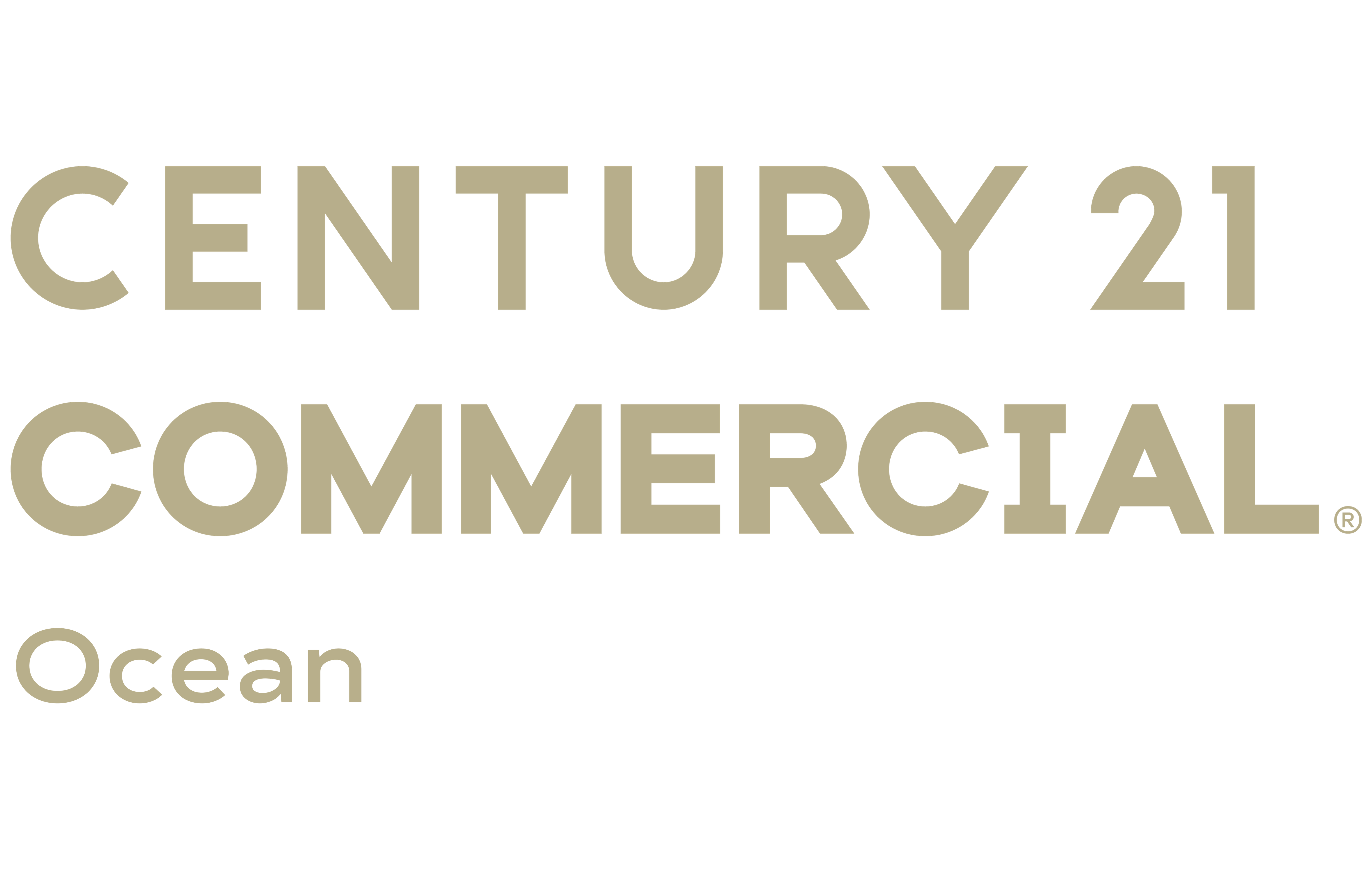 Barbara Schluraff of CENTURY 21 Ocean logo