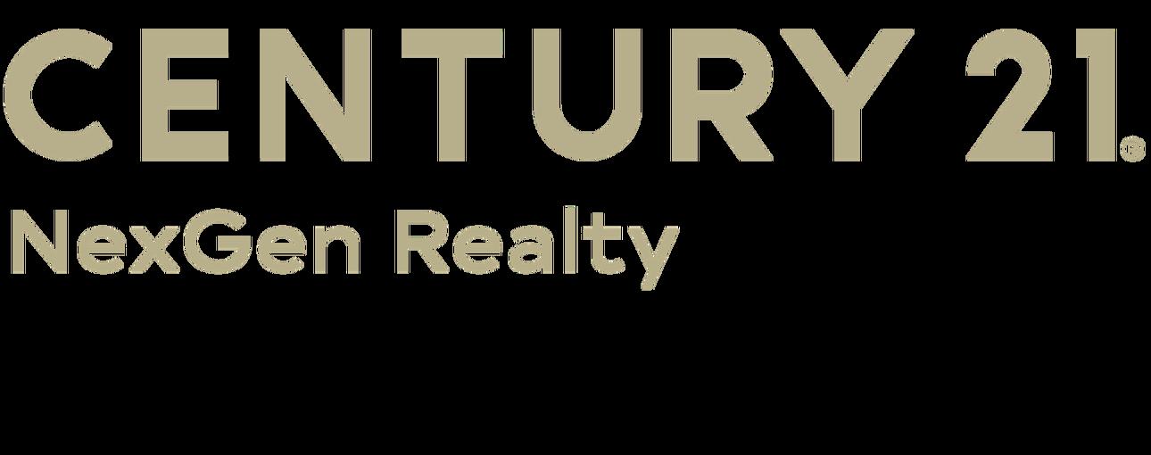 Kaedon Kesterson of CENTURY 21 NexGen Realty logo