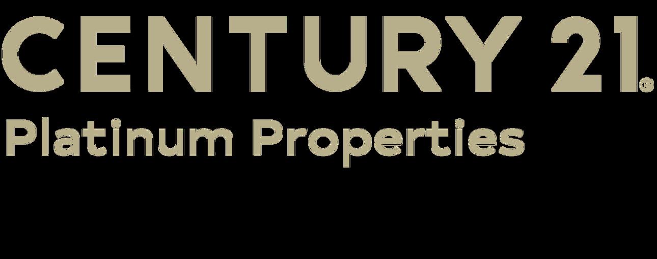 Kourtnee Taylor of CENTURY 21 Platinum Properties logo