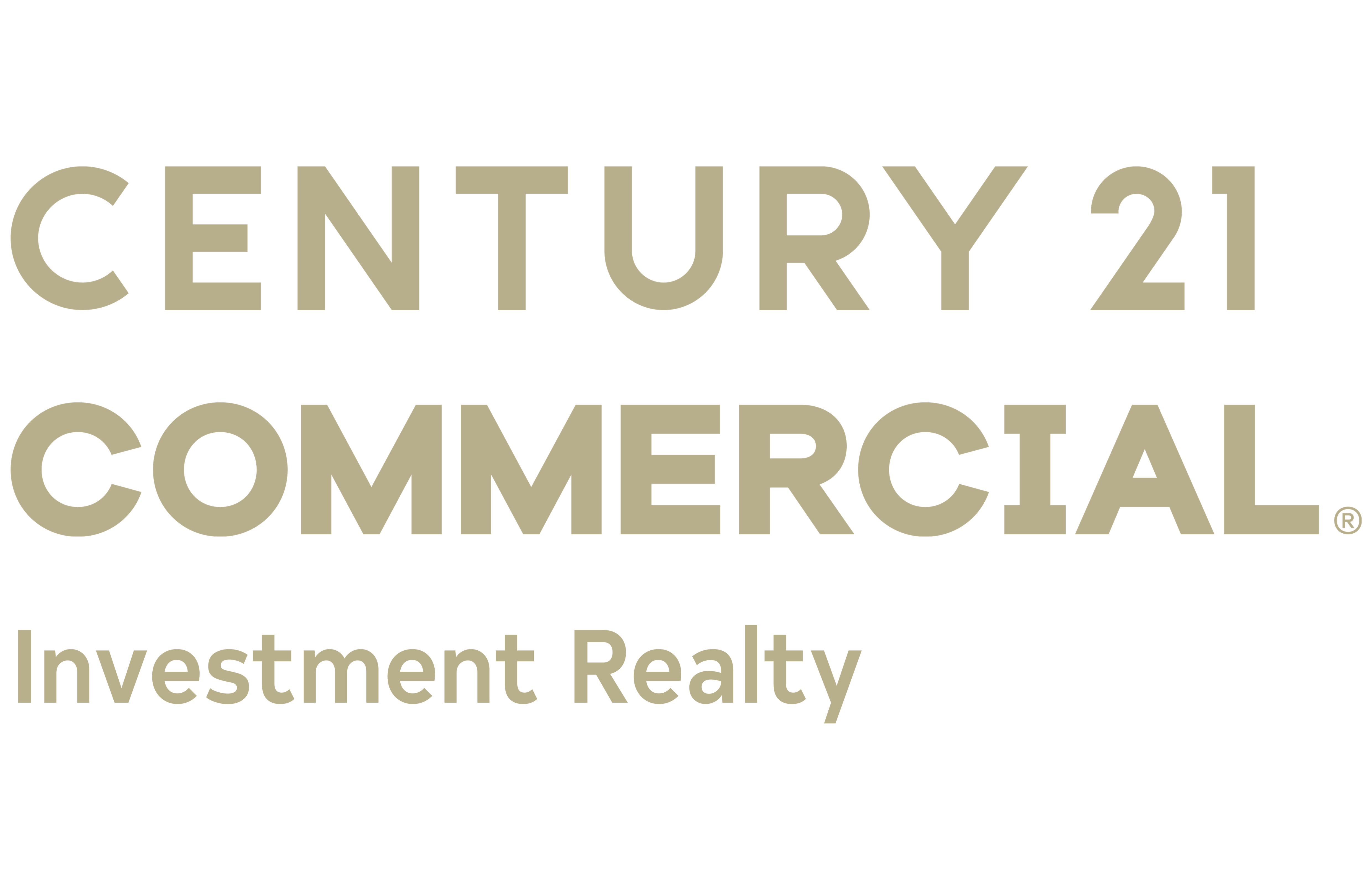 Jeff Breland of CENTURY 21 Investment Realty logo