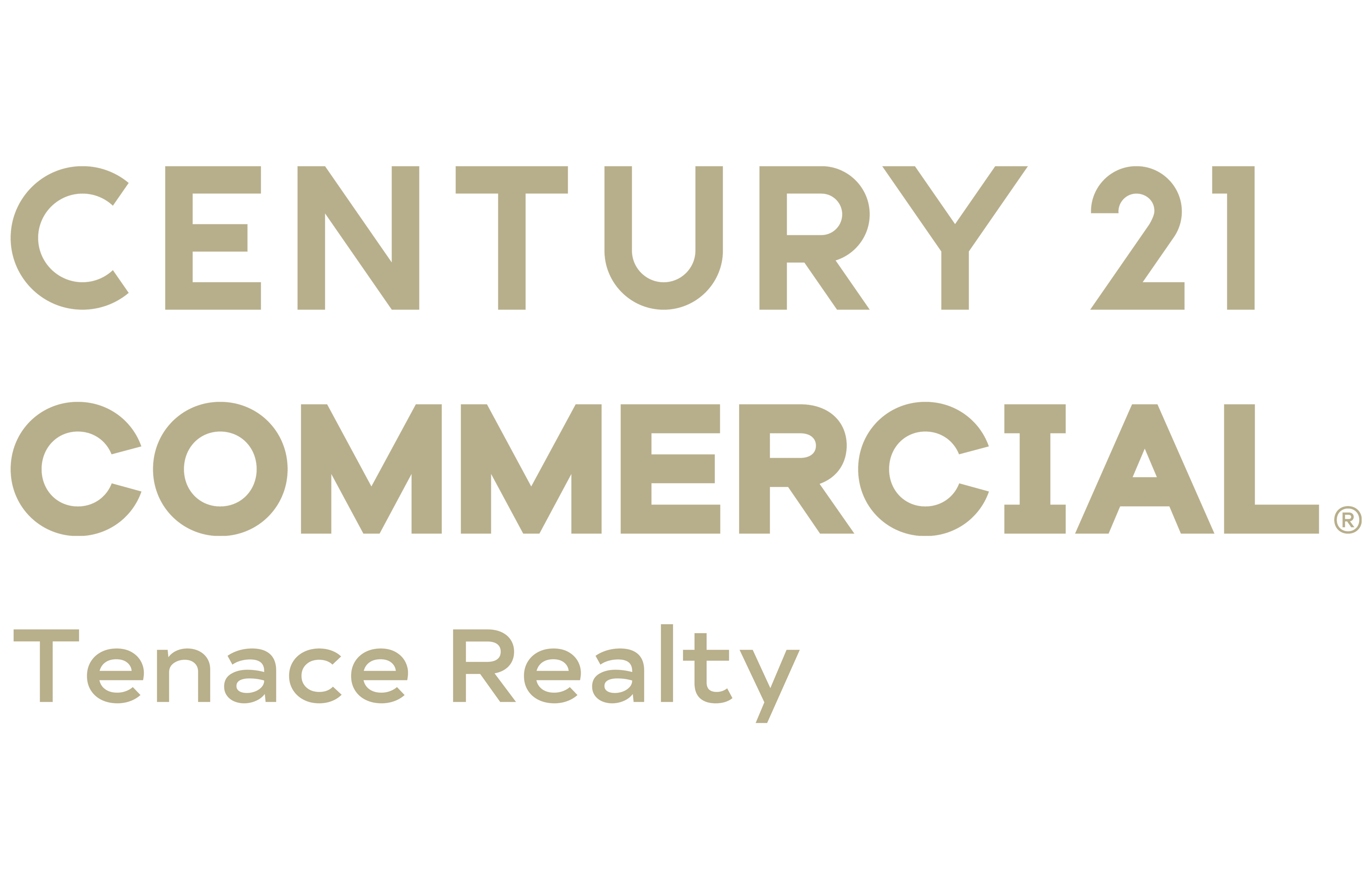Bob Morvillo of CENTURY 21 Tenace Realty logo