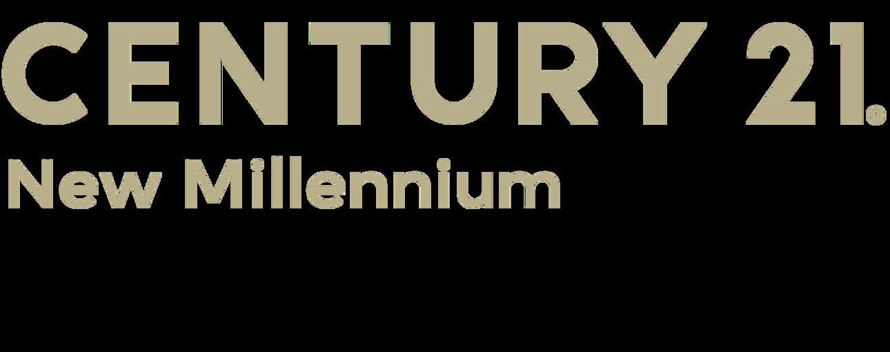 Emil  Jones of CENTURY 21 New Millennium logo