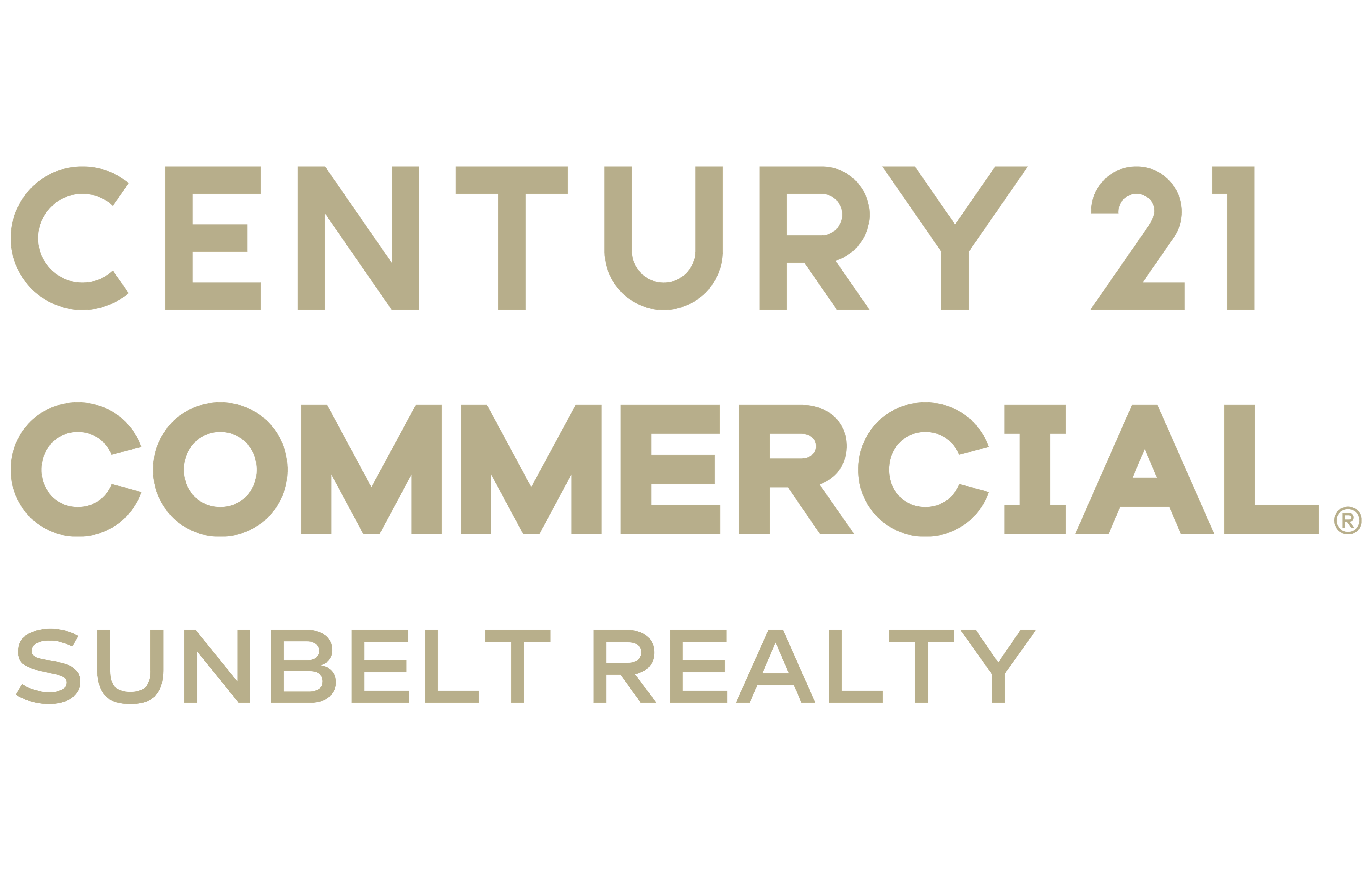 Robert Pecoraro of CENTURY 21 SUNBELT REALTY logo