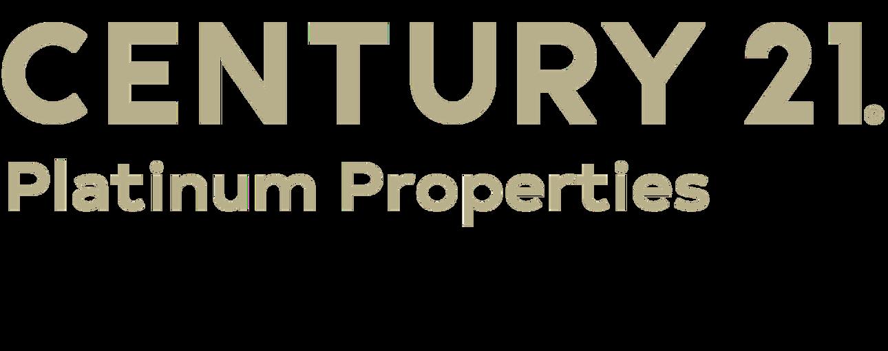 Laurisa Anglin of CENTURY 21 Platinum Properties logo