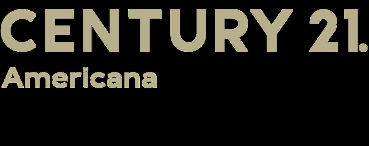 Paul Miller of CENTURY 21 Americana logo