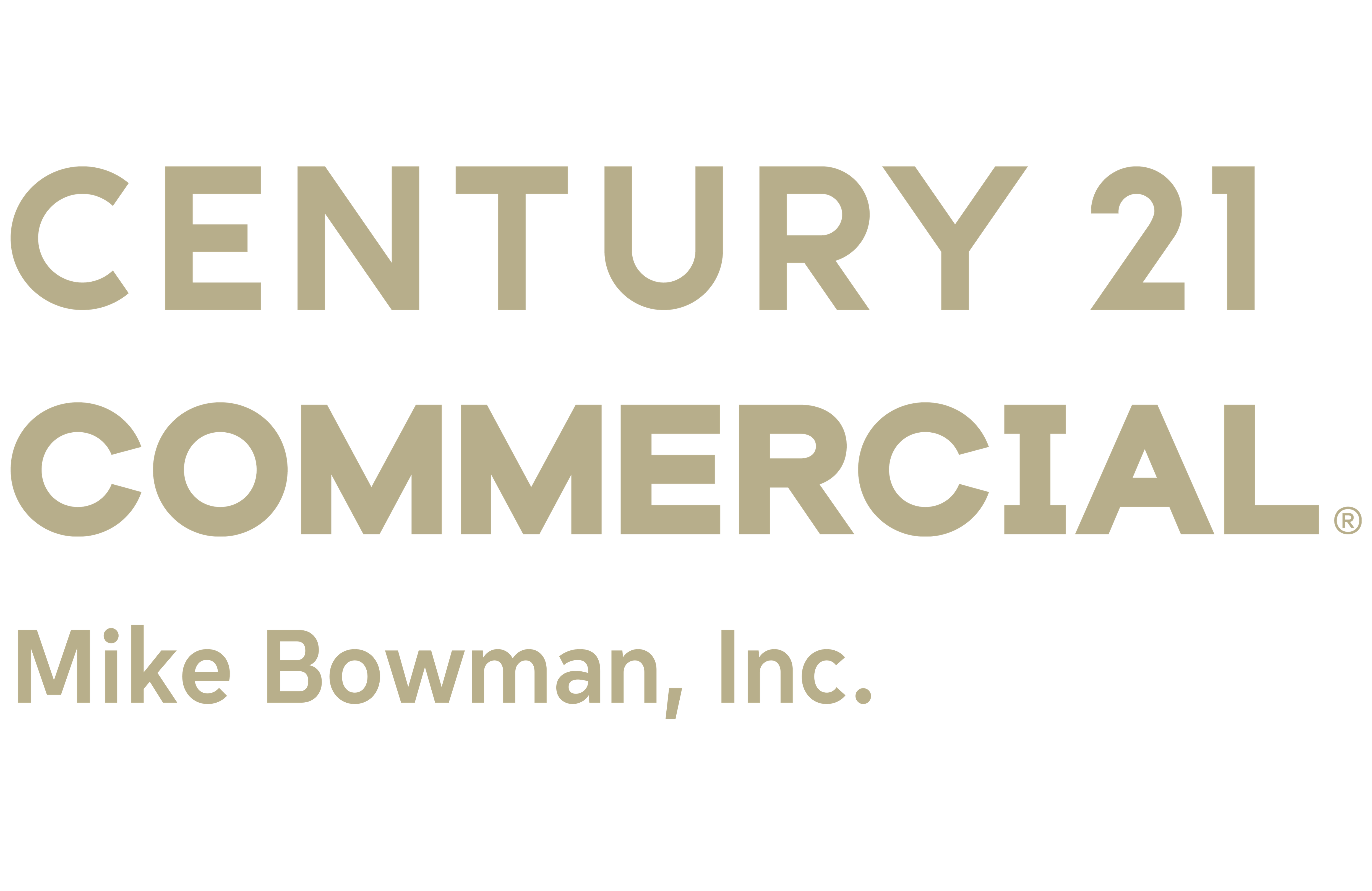 HKC Group of CENTURY 21 Mike Bowman, Inc. logo
