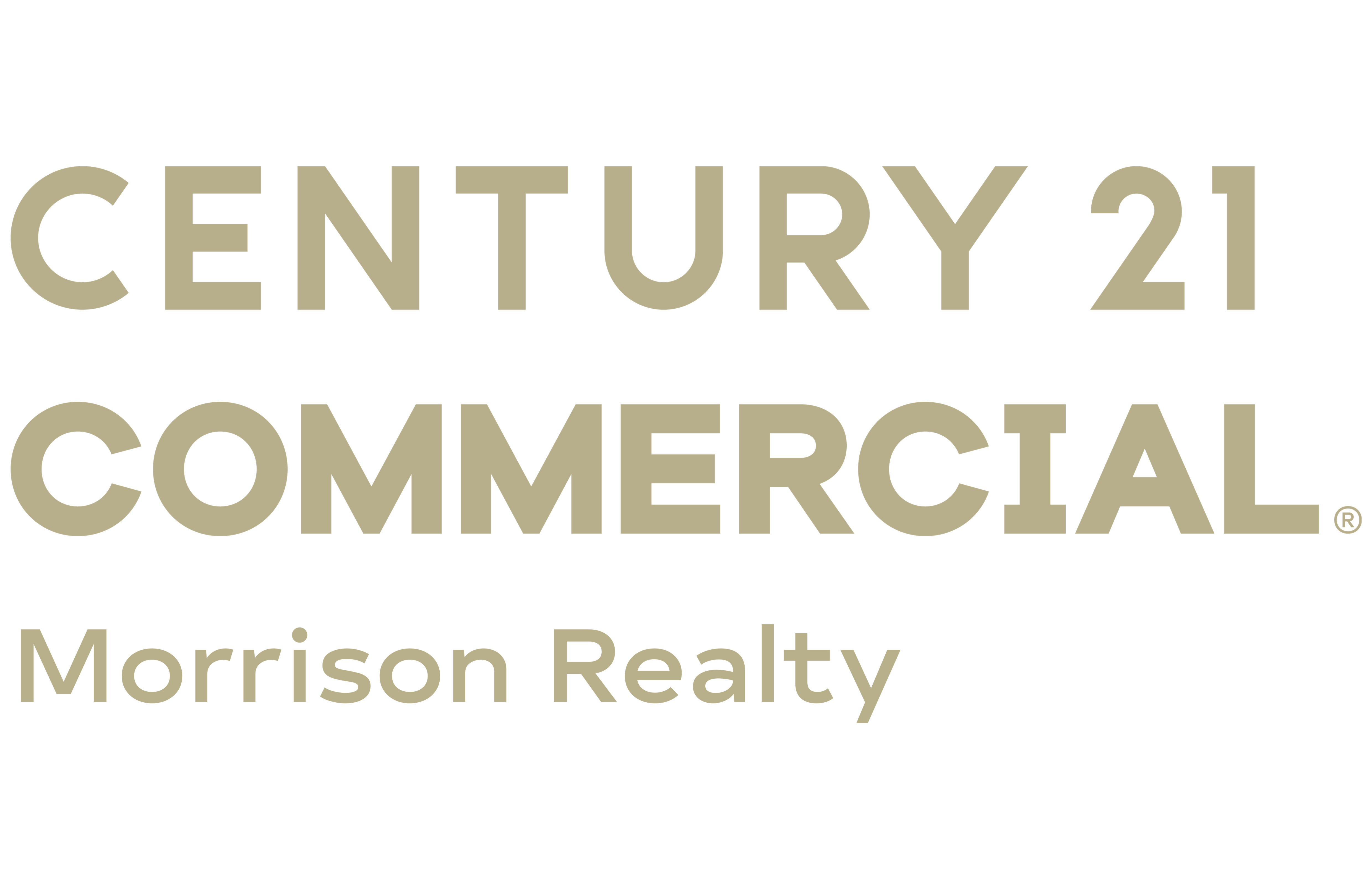 Carol and Dave Team of CENTURY 21 Morrison Realty logo