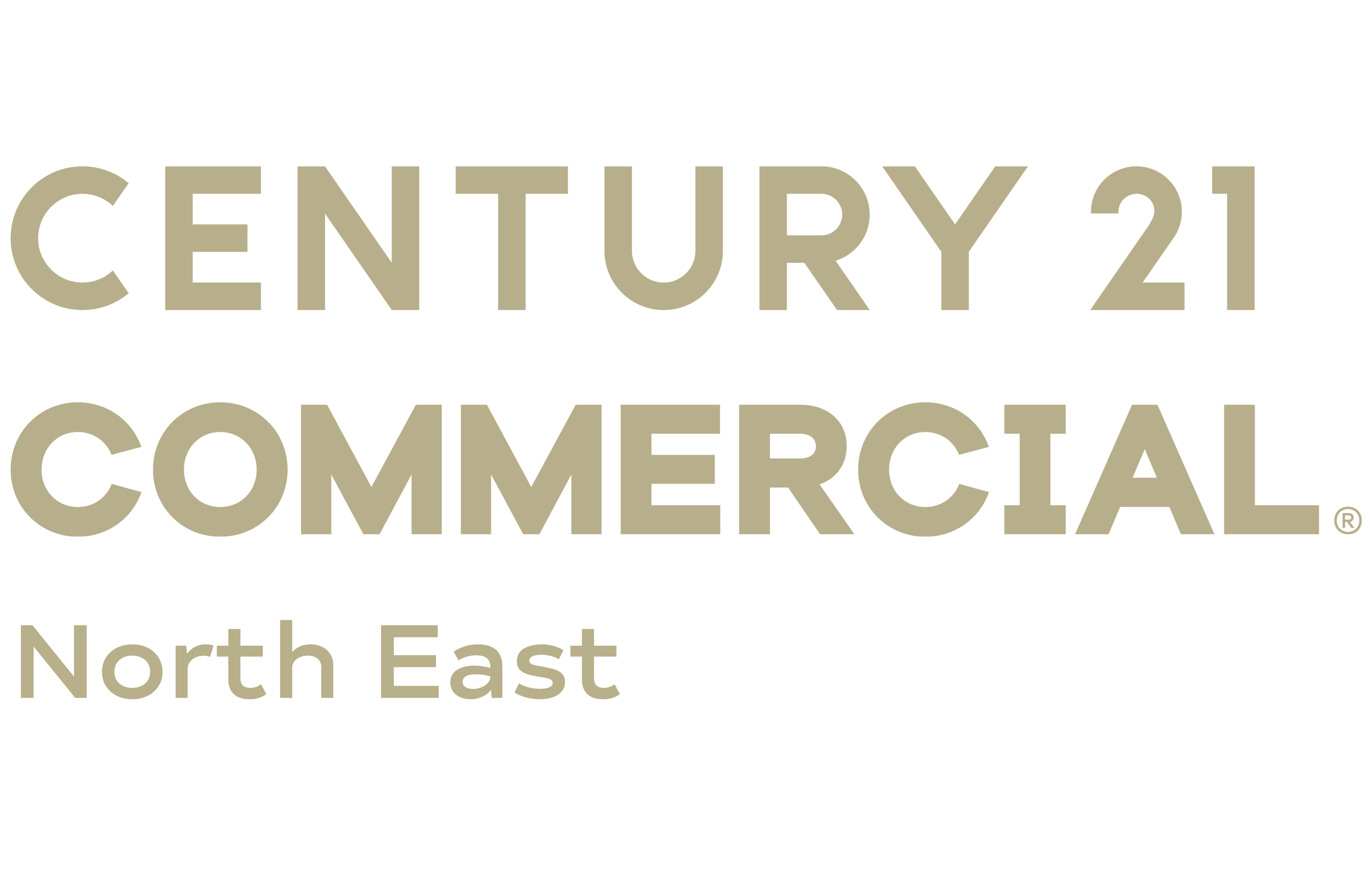 David Keating of CENTURY 21 North East logo