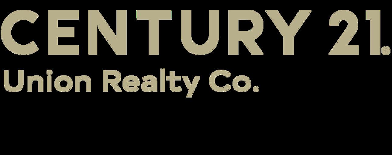 Frederick White of CENTURY 21 Union Realty Co. logo