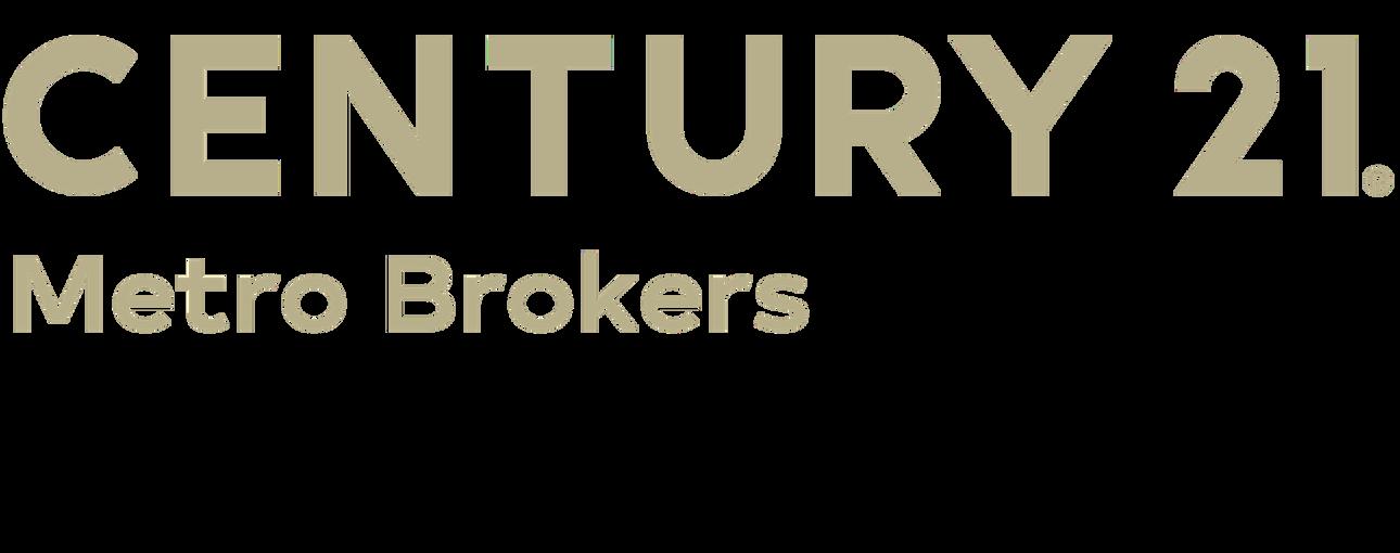 Kendra Byle of CENTURY 21 Metro Brokers logo