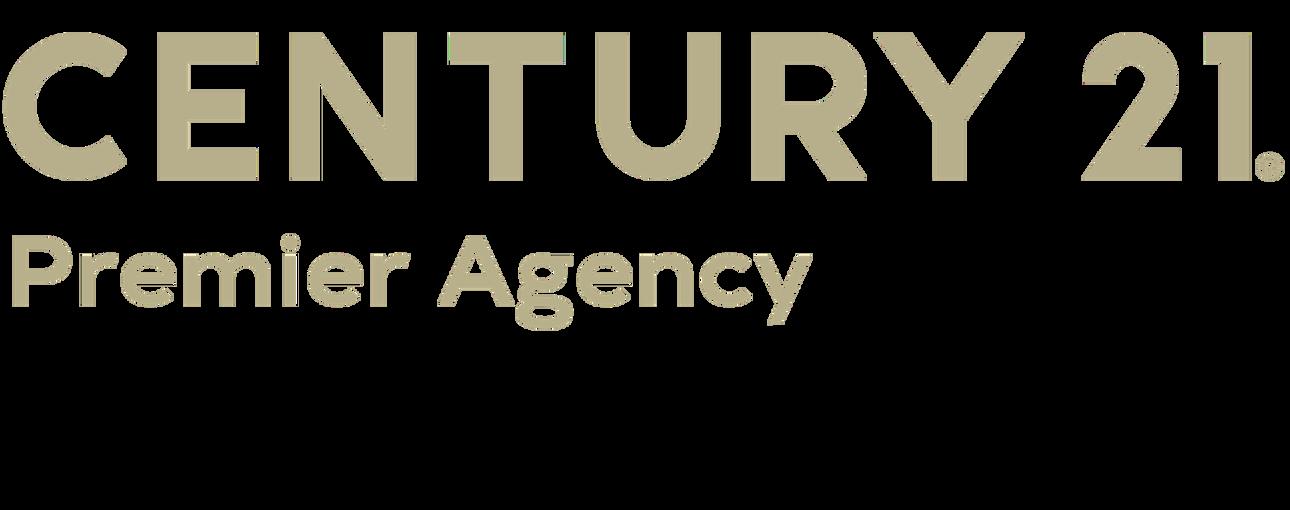 Jessica Braza of CENTURY 21 Premier Agency logo