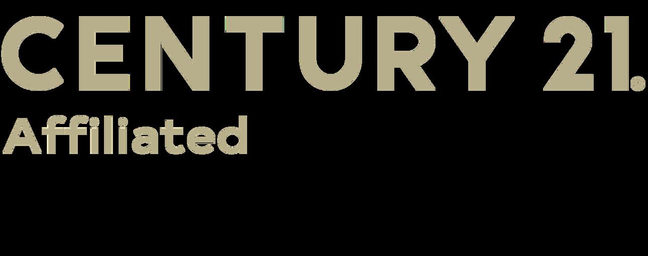 Justin Rinks of CENTURY 21 Affiliated logo