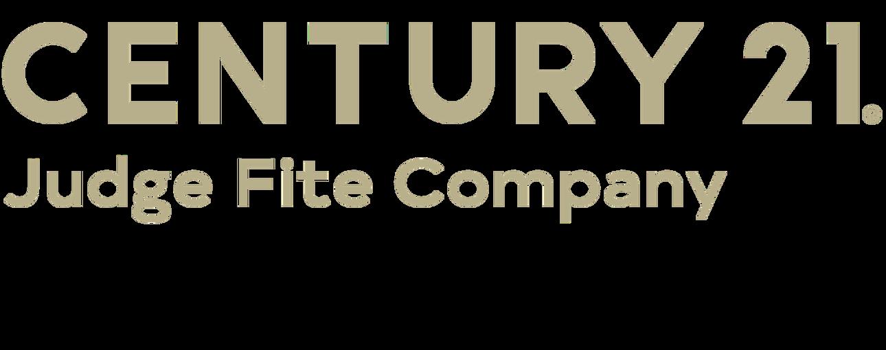 Teresa Edwards of CENTURY 21 Judge Fite Company logo