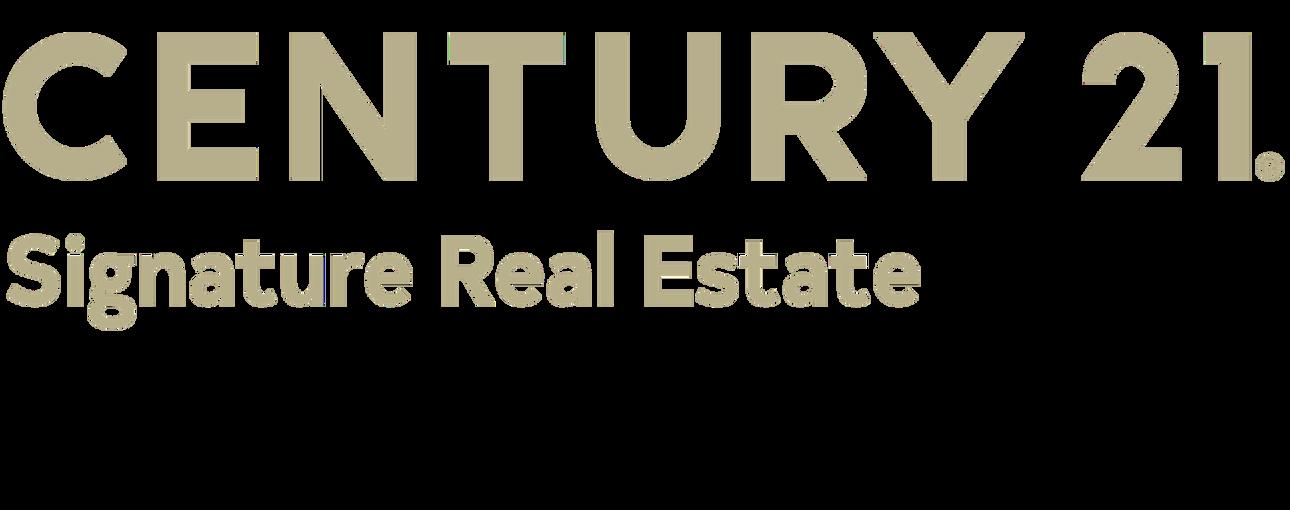 Jason Mickelson of CENTURY 21 Signature Real Estate logo