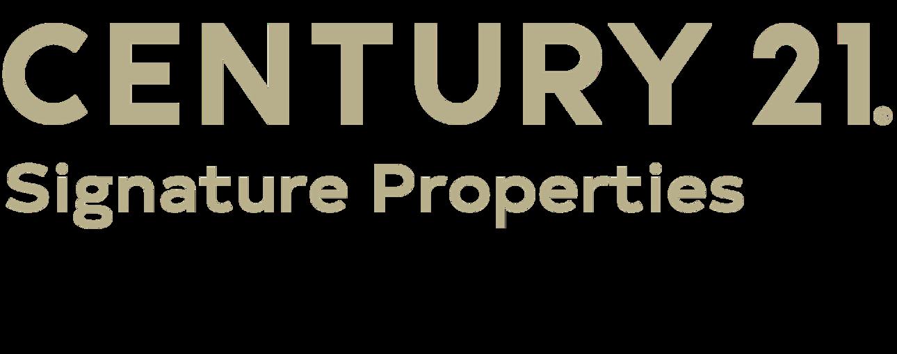 Ben Chopka of CENTURY 21 Signature Properties logo