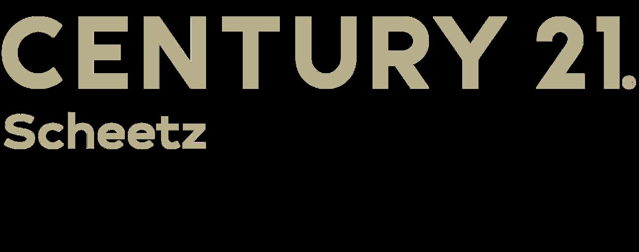 Mary Ellison of CENTURY 21 Scheetz logo