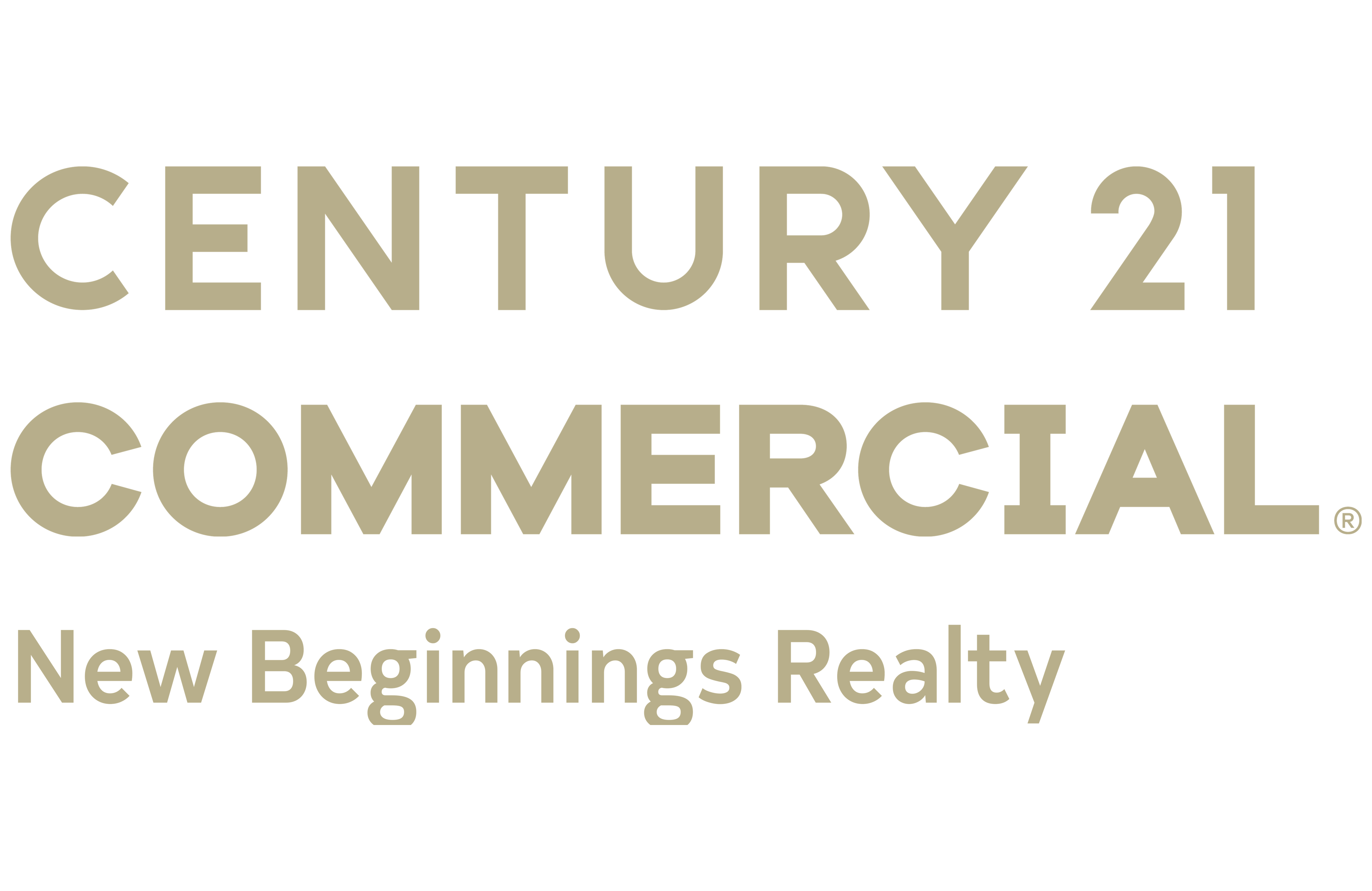 Mike Criscitiello of CENTURY 21 New Beginnings Realty logo