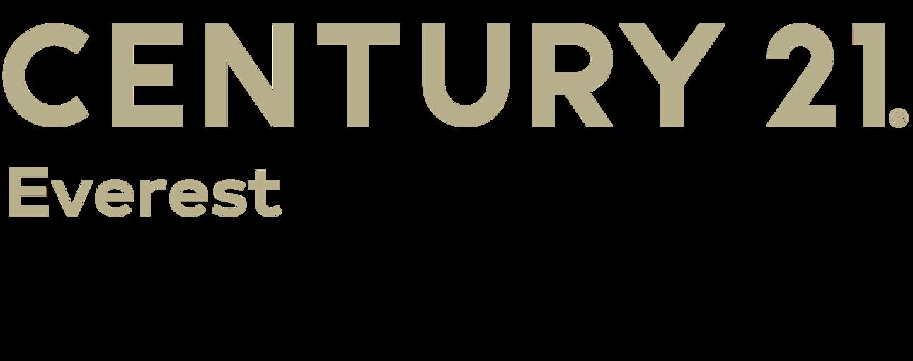 Jeremy Back of CENTURY 21 Everest logo