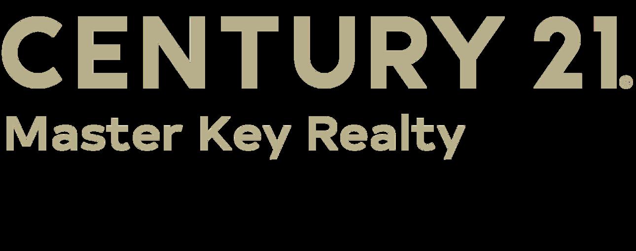 Roger Koesters of CENTURY 21 Master Key Realty logo