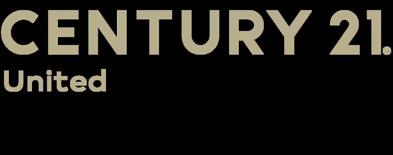 Janey Ray of CENTURY 21 United logo