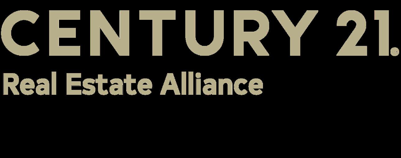 Oboh Aigbehi of CENTURY 21 Real Estate Alliance logo